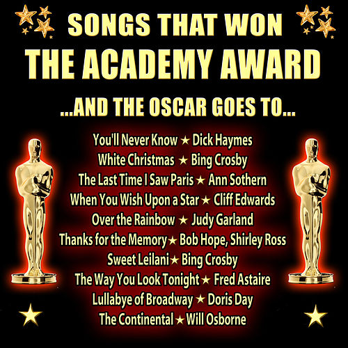 Play & Download Songs That Won the Academy Award...And the Oscar Goes To… by Various Artists | Napster