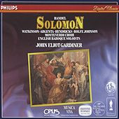Play & Download Handel: Solomon by Various Artists | Napster