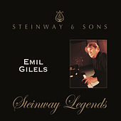Play & Download Emil Gilels: Steinway Legends by Emil Gilels | Napster