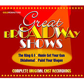 Great Broadway Shows (Vol. 1-2) by Various Artists