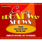 Play & Download Great Broadway Shows (Vol. 3-4) by Various Artists | Napster