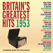 Britain's Greatest Hits 1953 by Various Artists