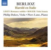 Play & Download Berlioz: Harold en Italie - Roger: Viola Sonata by Philip Dukes | Napster