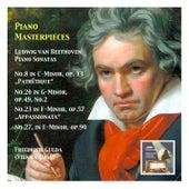 Play & Download Piano Masterpieces: Friedrich Gulda, Vol. 2 (Vienna, 1960) by Friedrich Gulda   Napster