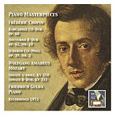 Play & Download Piano Masterpieces: Friedrich Gulda, Vol. 5 (1953) by Friedrich Gulda   Napster