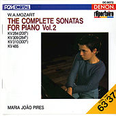 Mozart: The Complete Sonatas for Piano, Vol. 2 by Maria Joao Pires