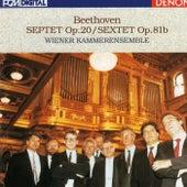 Play & Download Beethoven: Septet, Op. 20 & Sextet, Op. 81b by Wiener Kammerensemble | Napster