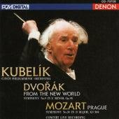 Play & Download Mozart: Symphony No. 38 - Dvorak: Symphony No. 9 by Rafael Kubelik   Napster
