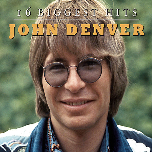 Play & Download 16 Biggest Hits by John Denver | Napster