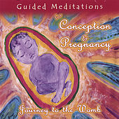 Guided Meditations for Conception and Pregnancy by Chitra Sukhu