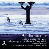 Play & Download Rachmaninov Piano Concerto No.1 by Mikhail Pletnev | Napster