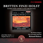 Britten, Finzi & Holst: Sacred Works by Various Artists
