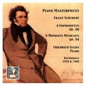 Play & Download Piano Masterpieces: Friedrich Gulda, Vol. 4 (1958, 1960) by Friedrich Gulda   Napster