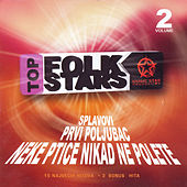 Play & Download Top Folk Stars 2 by Various Artists | Napster