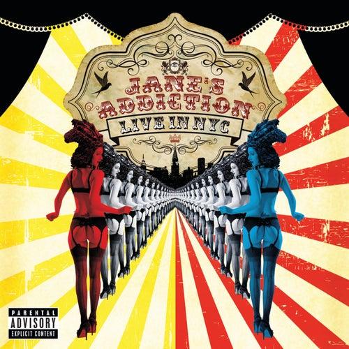 Live In NYC von Jane's Addiction