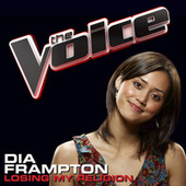 Play & Download Losing My Religion by Dia Frampton | Napster