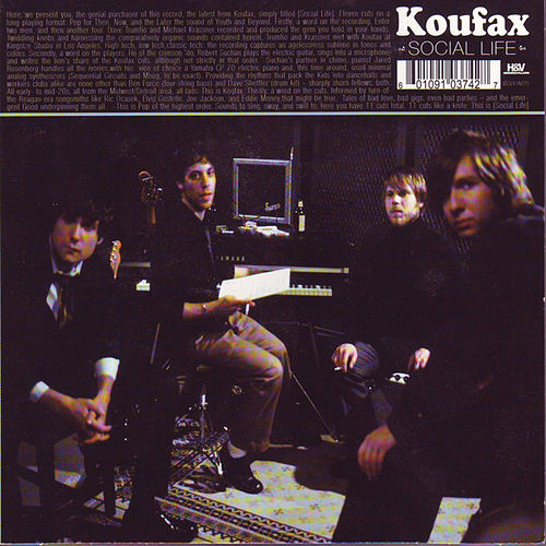 Play & Download Social Life by Koufax | Napster