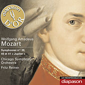 Play & Download Mozart: Symphonies Nos. 39, 40 & 41 (Les indispensables de Diapason) by Chicago Symphony Orchestra Fritz Reiner | Napster