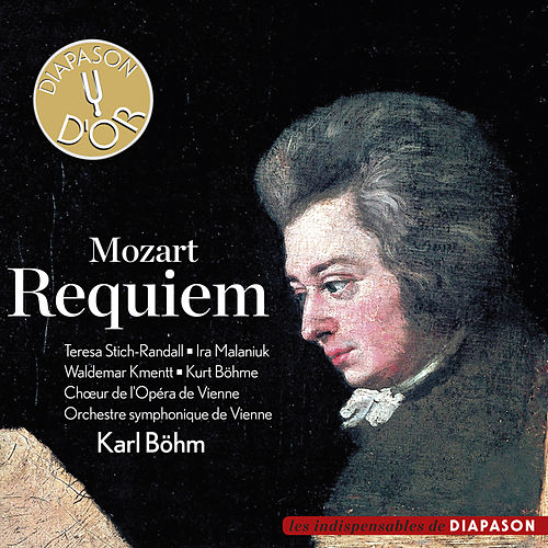 Mozart: Requiem (Les indispensables de Diapason) by Teresa Stich-Randall