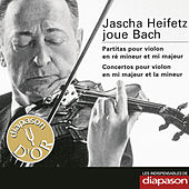 Play & Download Bach: Partitas & Concertos pour violon (Les indispensables de Diapason) by Jascha Heifetz | Napster