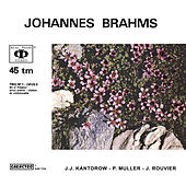 Play & Download Johannes Brahms: Piano Trio No. 1 in B major, Op. 8 (revised version, 1889) by Jean-Jacques Kantorow | Napster