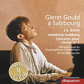 Play & Download Bach: Variations Goldberg & Concerto pour clavier No. 1 (Les indispensables de Diapason) by Glenn Gould | Napster