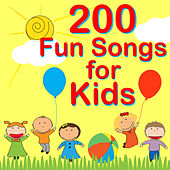 200 Fun Songs for Kids by The Kiboomers
