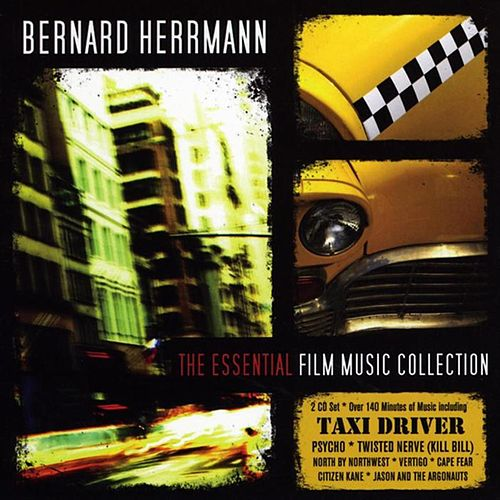 Bernard Herrmann - The Essential Film Music Collection by City of Prague Philharmonic