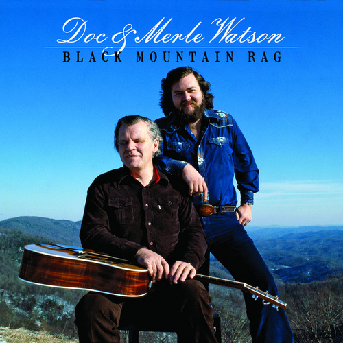 Play & Download Black Mountain Rag by Doc Watson | Napster