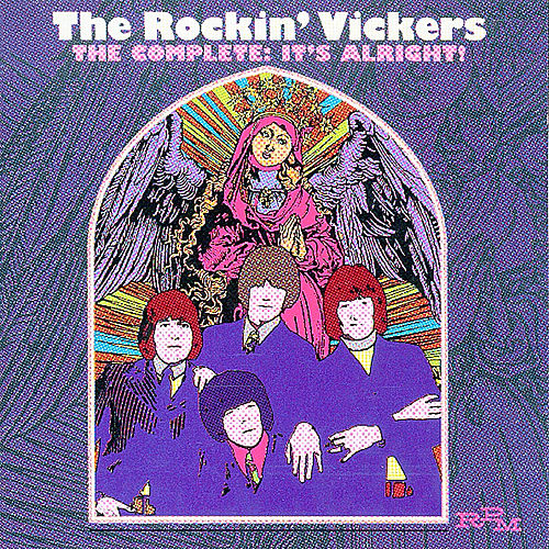 The Complete It's Alright! by The Rockin' Vickers