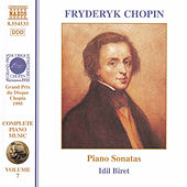 Piano Music Vol. 7 by Frederic Chopin
