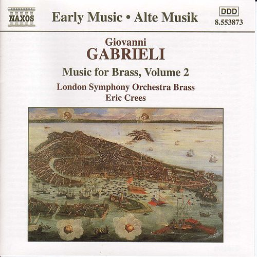 Music for Brass Vol. 2 by Giovanni Gabrieli