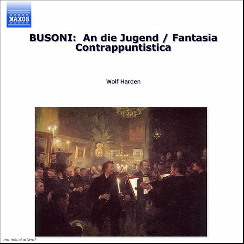 Piano Music Vol. 1 by Ferrucio Busoni