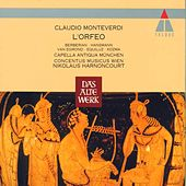 Monteverdi : L'Orfeo by Various Artists