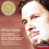 Play & Download Bach: Agnus Dei & Cantates BWV 54 & 170 - Œuvres de Purcell, Dowland, Parsons, Campian & Bartlett (Les indispensables de Diapason) by Alfred Deller | Napster