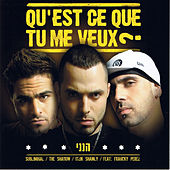Play & Download Qu'est Ce Que Tu Me Veux (Hineni) by The Shadow | Napster