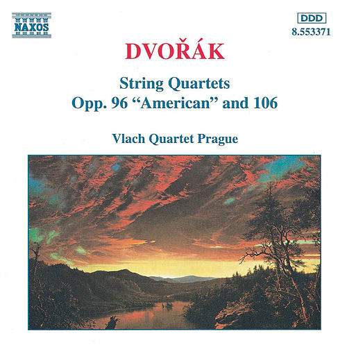 Play & Download String Quartets Opp. 96 'American' and 106 by Antonin Dvorak | Napster