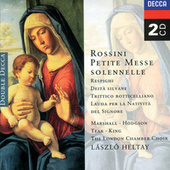 Play & Download Rossini: Petite Messe Solenelle/Respighi: Deite Silvane etc. by Various Artists | Napster