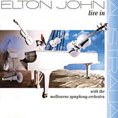 Play & Download Live In Australia by Elton John | Napster