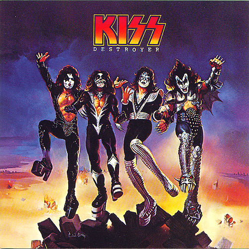 Play & Download Destroyer by KISS | Napster