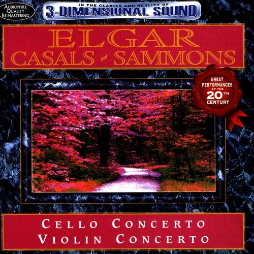 Elgar: Cello & Violin Concertos by Elgar: Cello & Violin Concertos