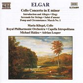 ELGAR: Cello Concerto / Introduction and Allegro / Serenade for Strings by Various Artists