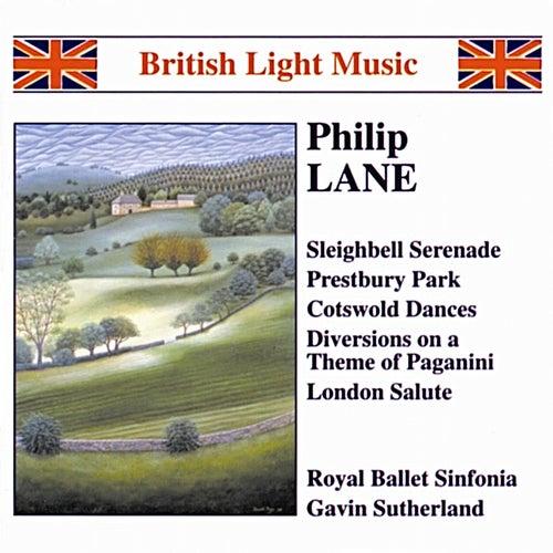 LANE: Sleighbell Serenade / Prestbury Park / Three Christmas Pic by Various Artists