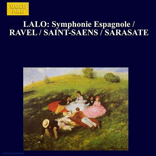 Play & Download LALO: Symphonie Espagnole / RAVEL / SAINT-SAENS / SARASATE by Howard Zhang | Napster