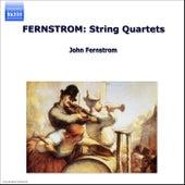 Play & Download FERNSTROM: String Quartets Nos. 3, 6 and 8 by Vlach Quartet Prague | Napster
