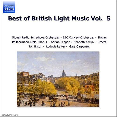 Best of British Light Music Vol.  5 by Various Artists