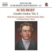 Play & Download SCHUBERT: Lied Edition 13 - Goethe, Vol. 2 by Various Artists | Napster