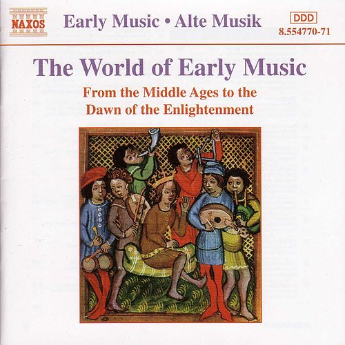 Play & Download World of Early Music by Various Artists | Napster