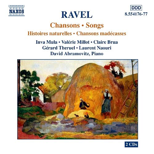 Play & Download RAVEL: Chansons by Various Artists | Napster