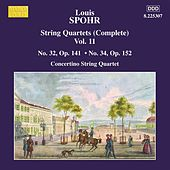 Play & Download SPOHR: String Quartets Nos. 32 and 34 by Moscow Philharmonic Concertino Quartet | Napster